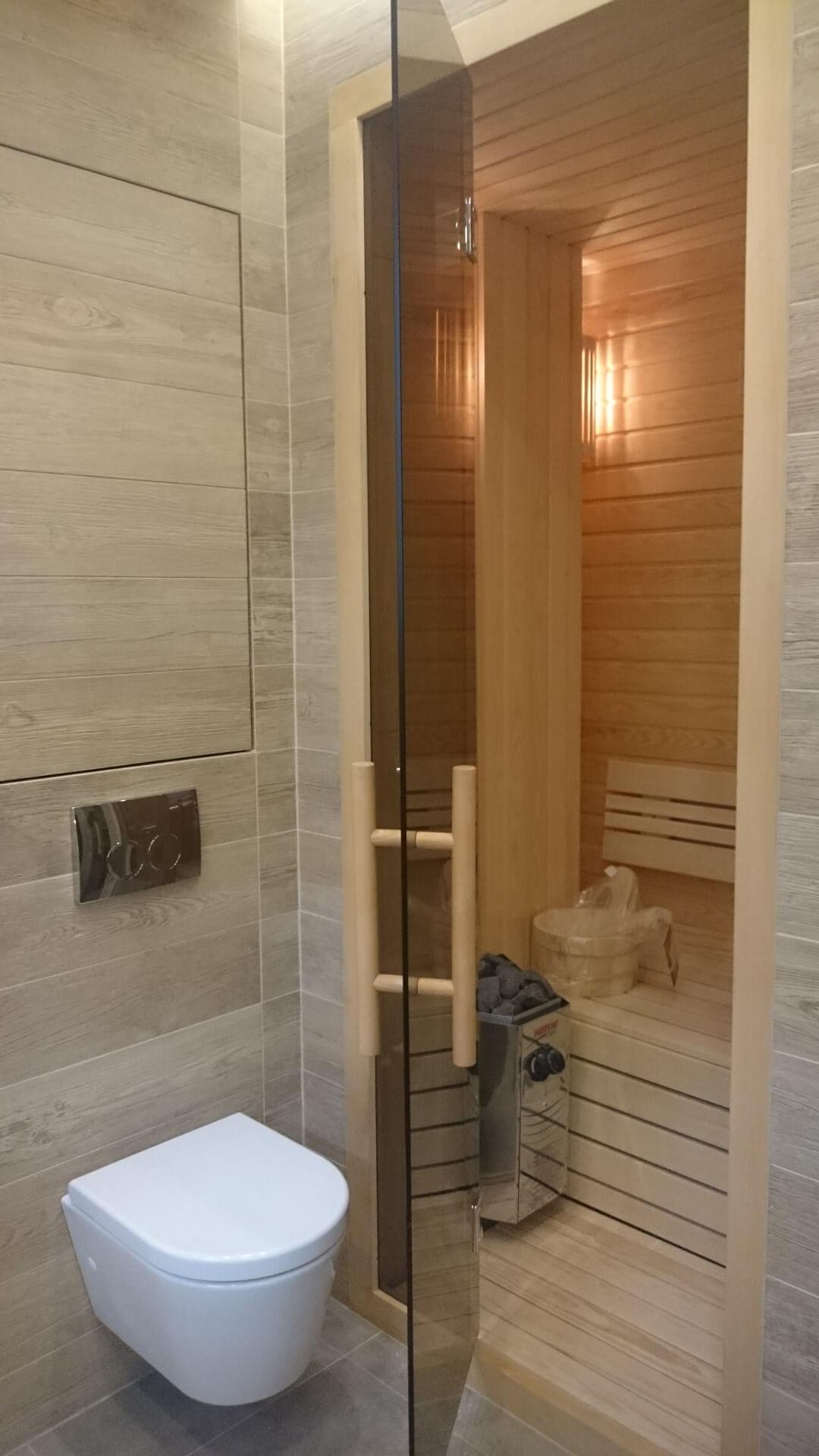 Freeform - sauna