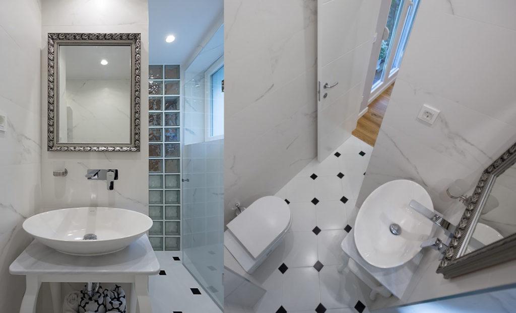 mali stan, kupatilo